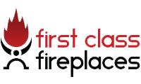 First Class Fireplaces Ltd. Logo